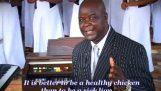 WILLIAM ONYEABOR TITLU VĂ MULŢUMESC LUI ISUS