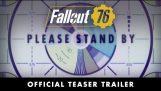 Fallout 76 – Official Teaser Trailer