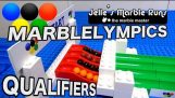 संगमरमर की दौड़: MarbleLympics 2017 योग्यता दौर