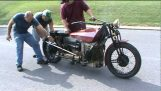Steam Motorcycle