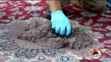 This is some serious, next level rug cleaning