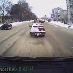 Διένεξη μεταξύ ευγενικών οδηγών