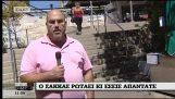 Panos Sakkas faire des sondages pour blessures de Antetokounmpo
