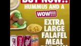 Kjøp nå Hummus og en WOW