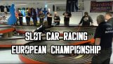 Fente course automobile Championnat d'Europe 2018