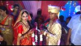 bride slap a person on stage | viral video | funny indian marriage | must watch | indian weeding