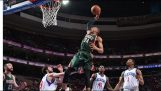 Giannis Antetokounmpo's Top 34 Plays
