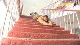 Kadochnikov система – Фиш на стълбите