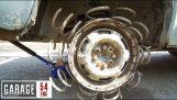 Russes pneus airless