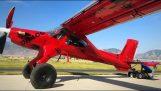 DRACO – The Most Badass Monster Bush Plane
