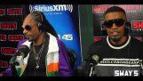 Snoop Dogg ve Jamie Foxx Freestyle