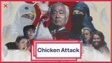 Chicken Attack – ПЪТУВАНЕ ПЕСЕН (Япония)