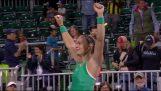Στον τελικό η φοβερή Μαρία Σάκκαρη!