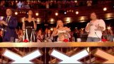 15-year-old Sarah Ikumu made Simon reach for the golden buzzer – Britain's Got Talent