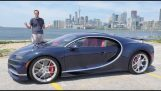 Doug DeMuro tests the Bugatti Chiron