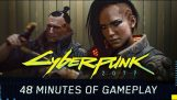 साइबरपंक 2077 गेमप्ले पता चलता है