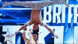 spectacle incroyable de Giang Brothers – Britain Got Talent