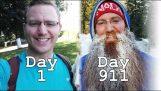 911 days of beard