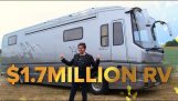 This is the motorhome of 1.7 million dollars
