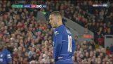 Eden Hazard vs Liverpool