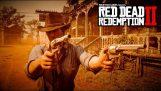 红色死亡救赎2游戏