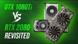 RTX 2080 срещу GTX 1080Ti