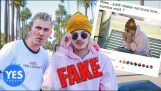 The photo of Justin Bieber eating a burrito was a fake