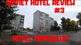 Visiting the cheapest hotel in a random town in Russia