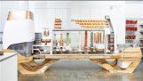 Robot, který dělá hamburgery