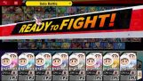 A slightly messy fight on the new Smash Bros