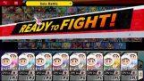 Nieco niechlujny walka na nowym Smash Bros.