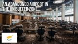 The abandoned Nicosia Airport, frozen in time since 1974