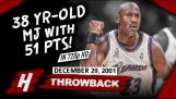 The Game OLD Michael Jordan SHUTS DOWN Critics!