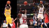 TOP 10 MEST EPISKE NBA-MOMENTER NOENSINNE