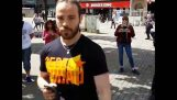 singer Seal Join Street Musician