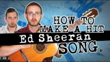 How to write an Ed Sheeran hit song