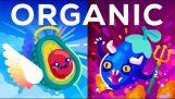 Има органични храни здрави?