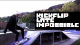 Kickflip Spät Impossible