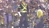 Michael Jackson – Super Bowl 1993 montrent