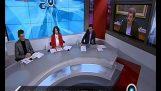 Akrivopoulou: 「彼はポラックを話すれるように!»