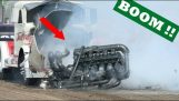 Engine Explosions Compilation