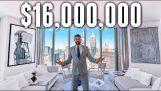 شقة التي تكلف 16 مليون دولار