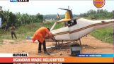 Helicopter made in Uganda