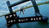 Jet Suit Race