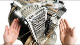Marble machine that makes music