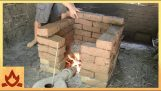 Primitive Technology: Clay bricks