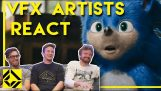Special effects professionals react to good and bad CGI