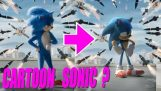 A fan remakes the trailer for the Sonic movie
