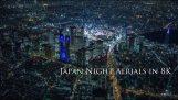 Повітряні види Токіо і Йокогама відзнято в 8К