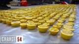 Can a battery made with 1000 lemons start a car?